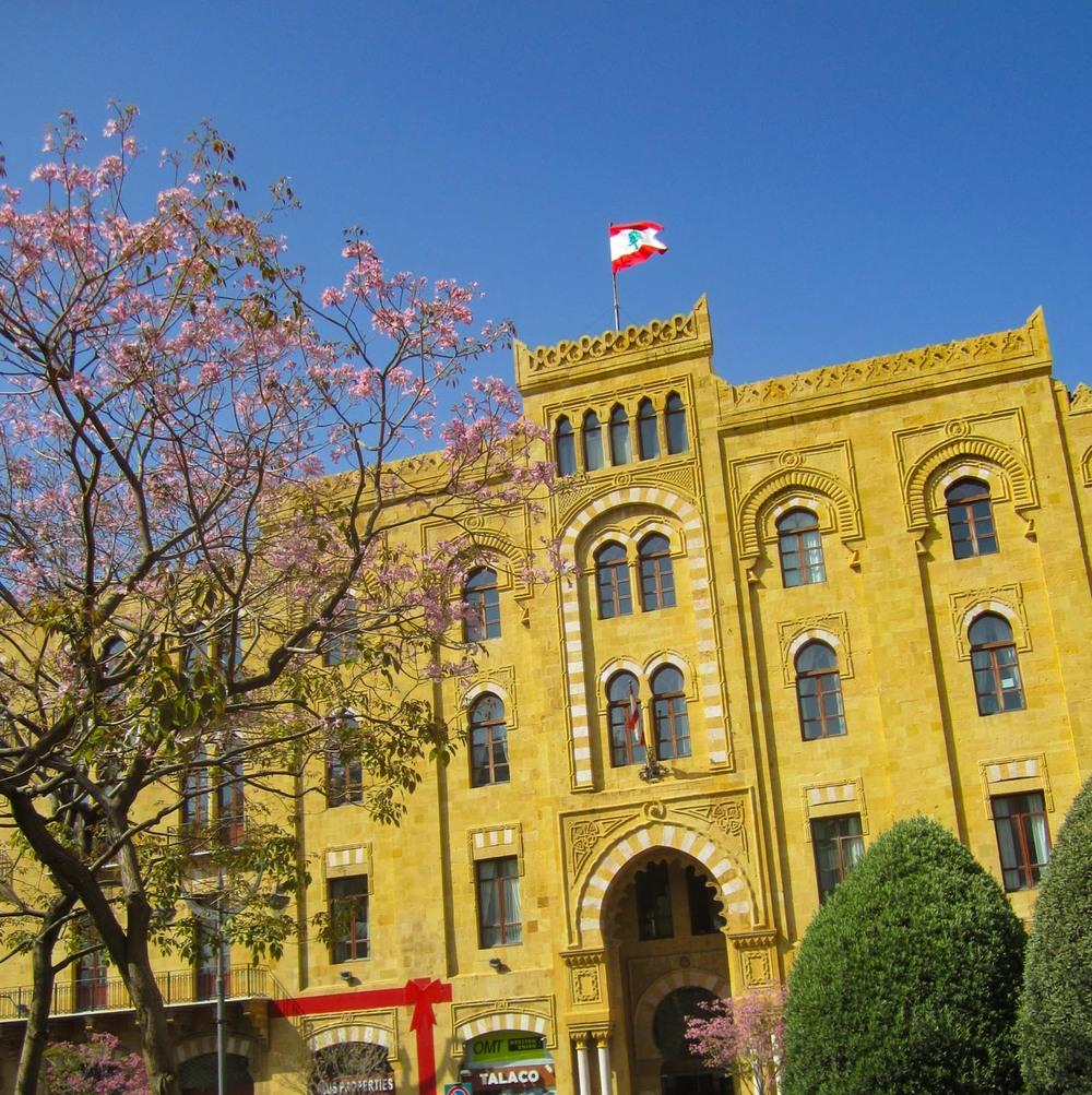 La Grand Serail Palace  Photo: Calvin Wood