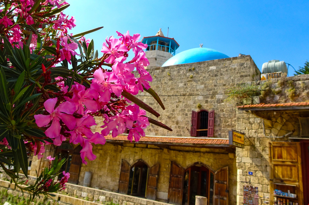 Mosque - Byblos   Photo:  Calvin Wood