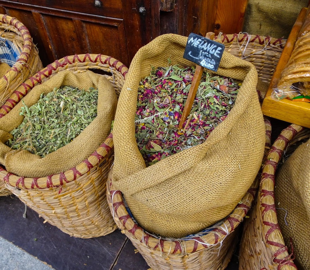 Potpourri in the Souk -  Byblos    Photo:  Calvin Wood