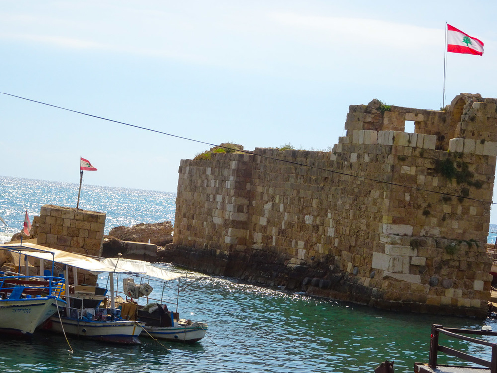 Byblos Port   Photo:  Calvin Wood