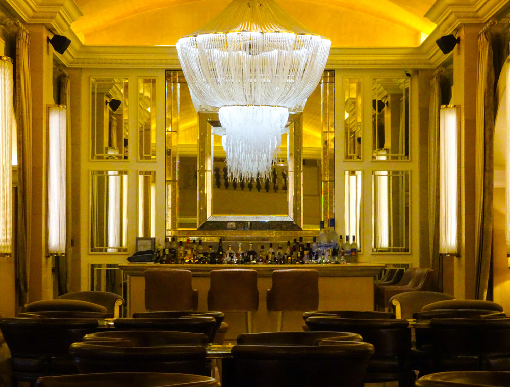 The Cascade Lounge - Phoenicia Hotel Beirut   Photo:  Calvin Wood