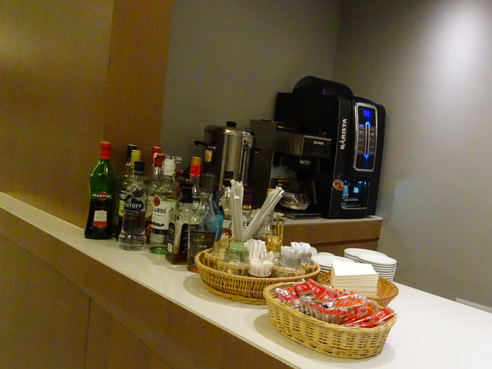 "LAT Lounge Beirut - ""Mini""-Bar   Photo:  Calvin Wood"