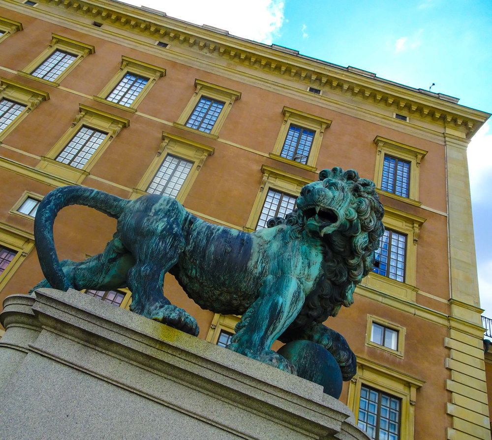 Stockholm - The Royal Palace