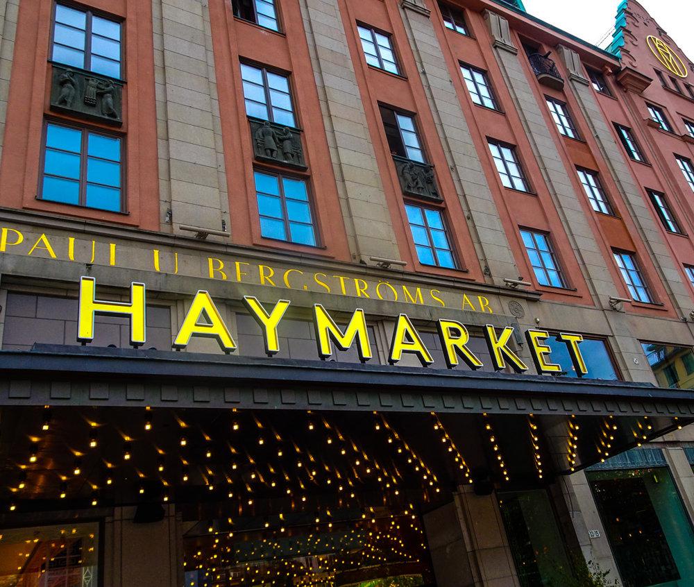 Stockholm - The Haymarket Hotel