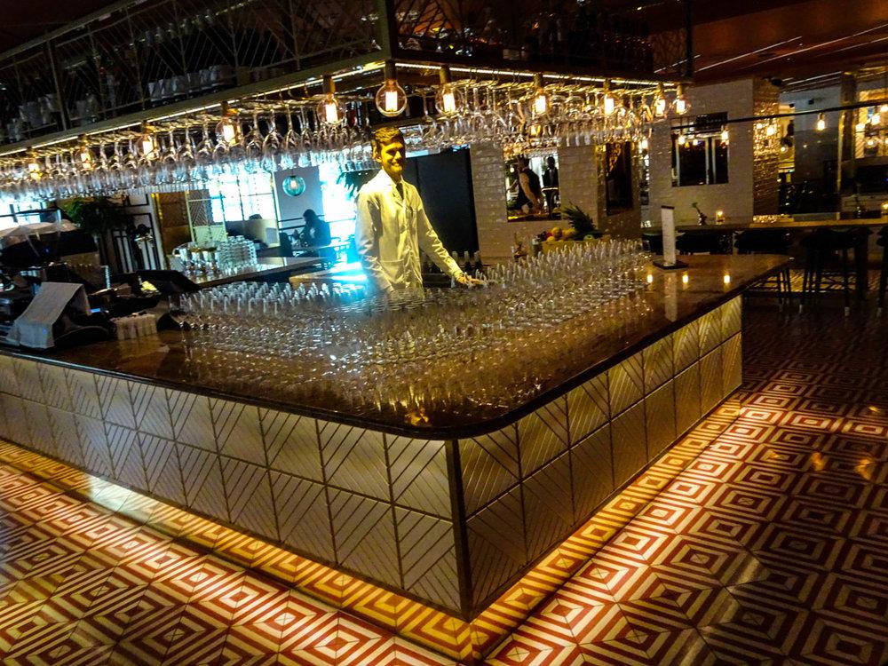 Stockholm - Bar at the Haymarket Hotel  Photo: Calvin Wood