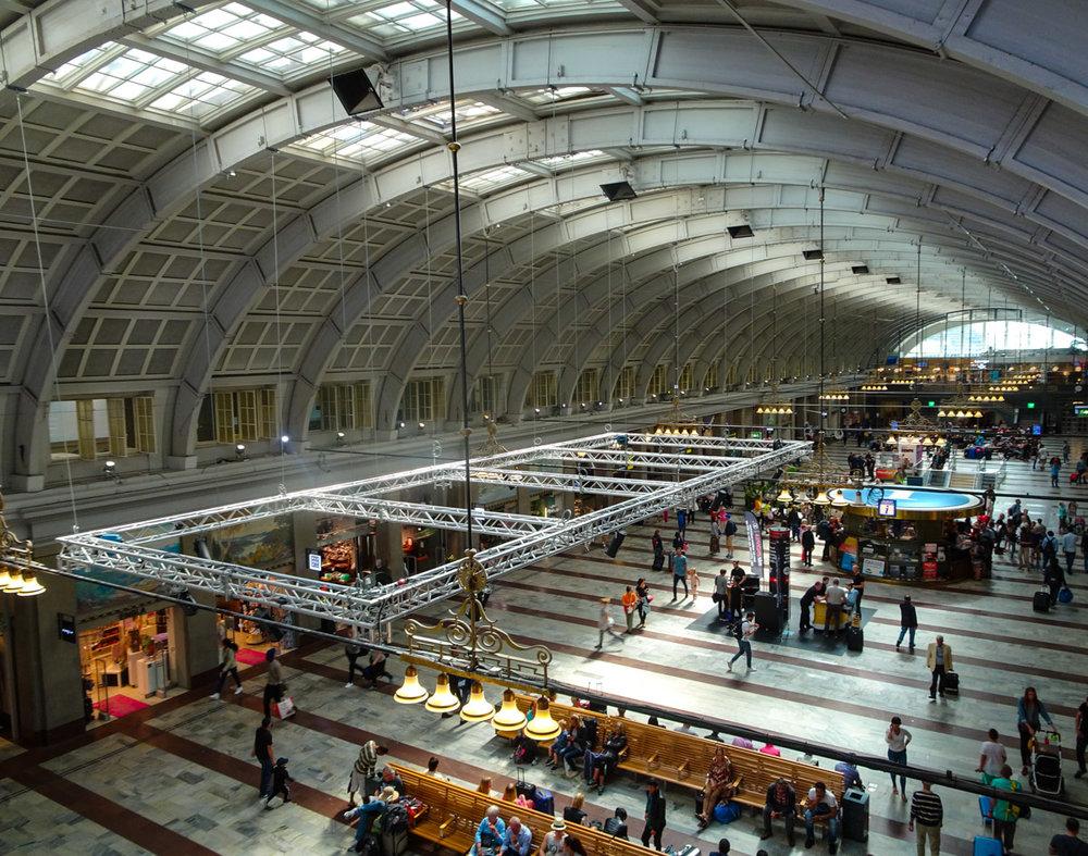 Stockholm - Central Station
