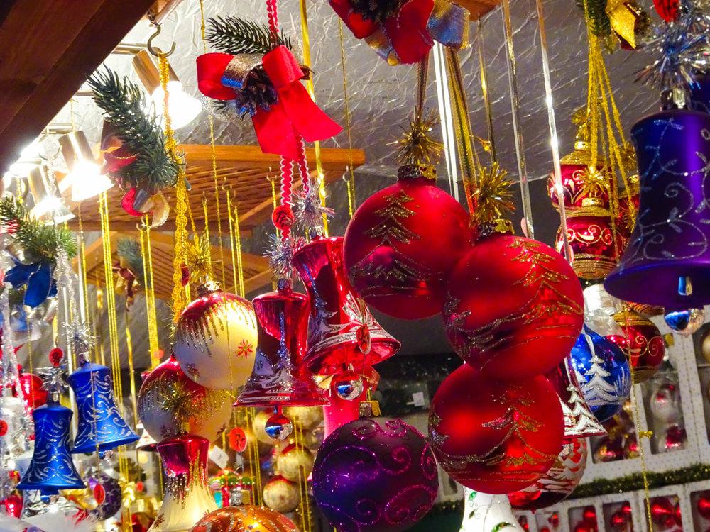 Hand Made Ornaments Berlin Christmas Markets  Photo: Calvin Wood