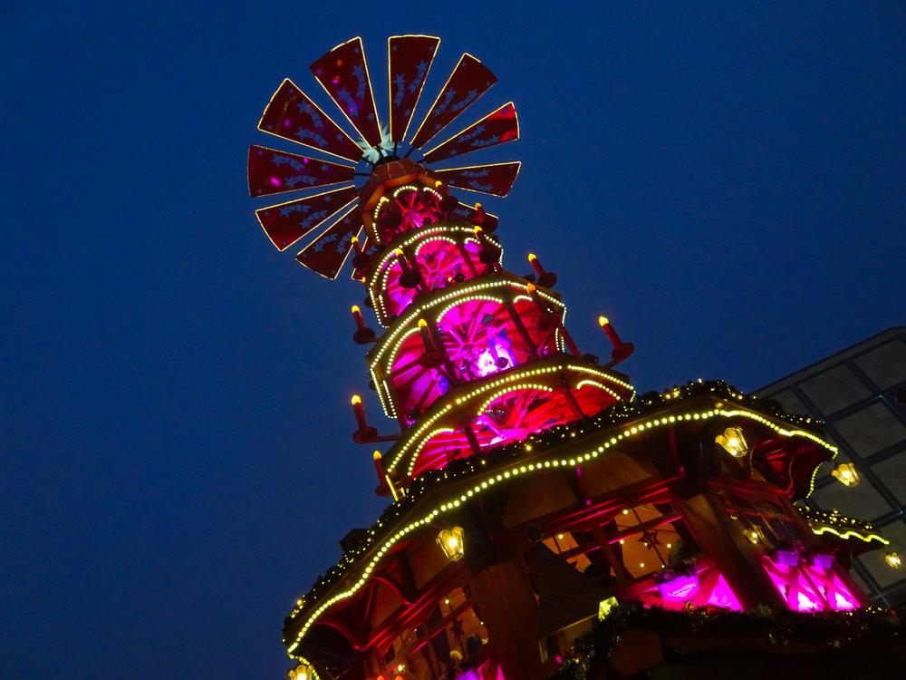 Berlin Christmas Markets - Alexanderplatz Photo: Calvin Wood