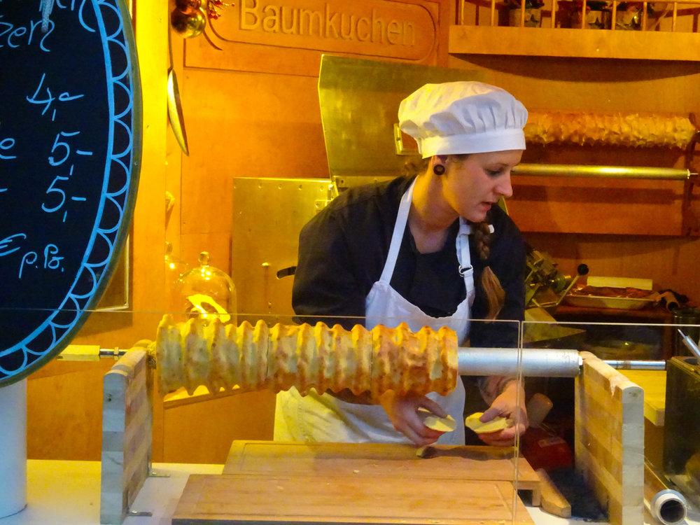 Sweet Treats Berlin Christmas Markets  Photo: Calvin Wood