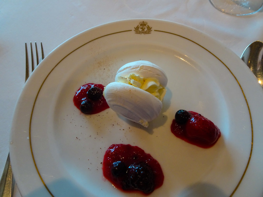 Eaton Mess Dessert - Britannia Lunch