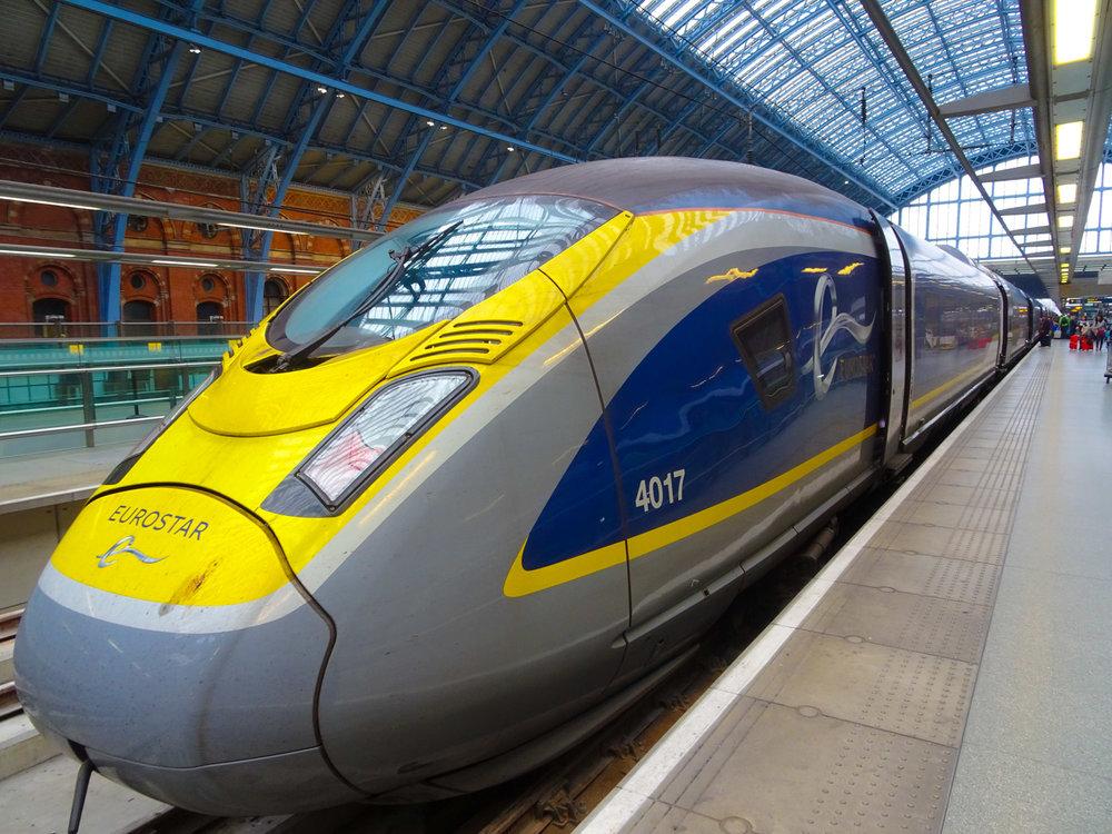 Locomotive - Eurostar PremierPhoto: Calvin Wood