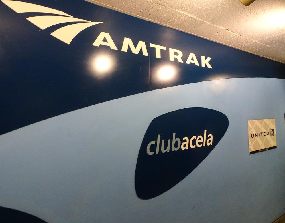 Entrance to Club Acela - New York  Photo: Calvin Wood