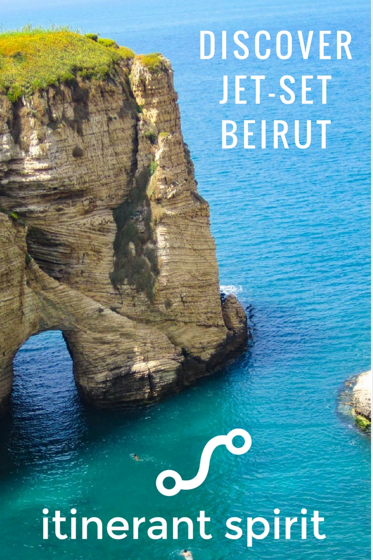 The most beautiful places to visit in Beirut.