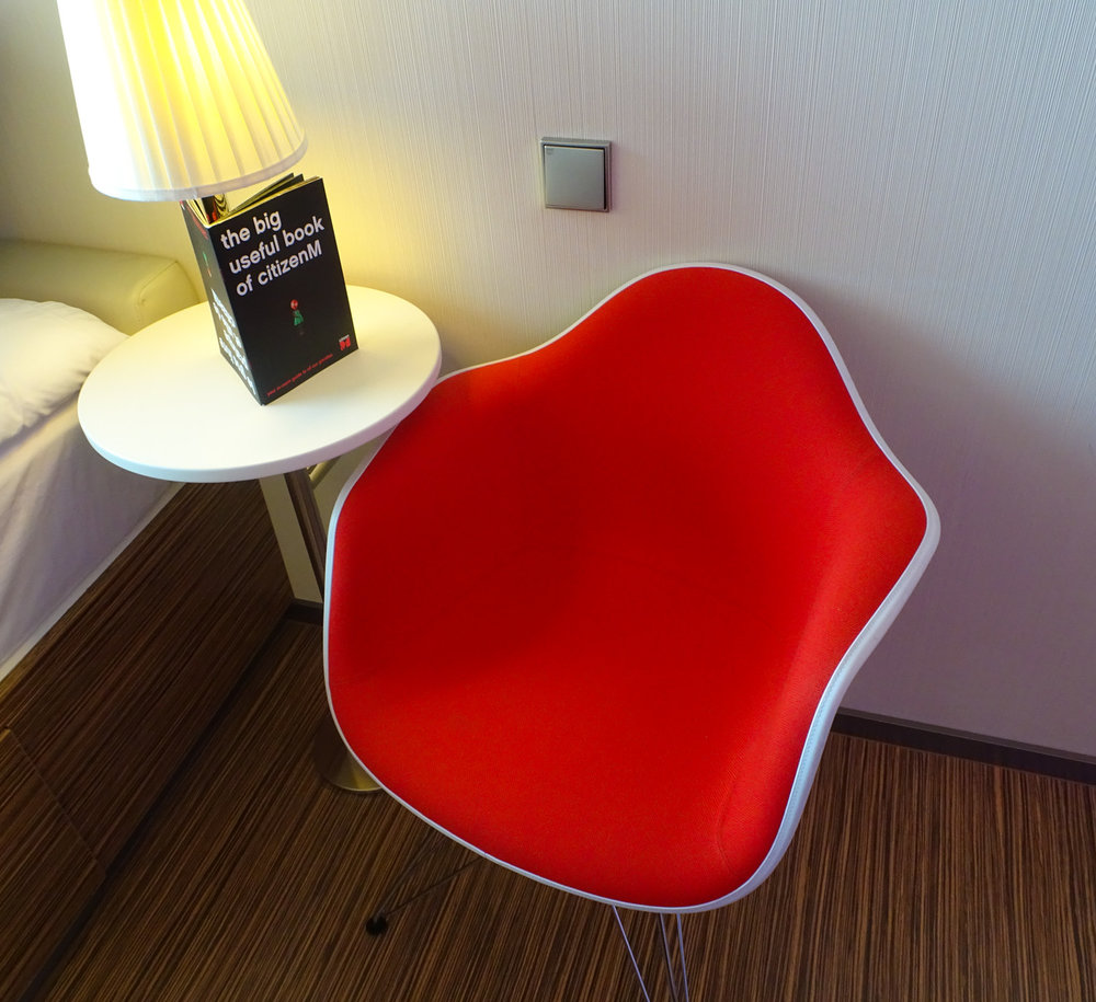 Cool Furniture - Citizen M Hotel Charles De Gaulle   Photo:  Calvin Wood