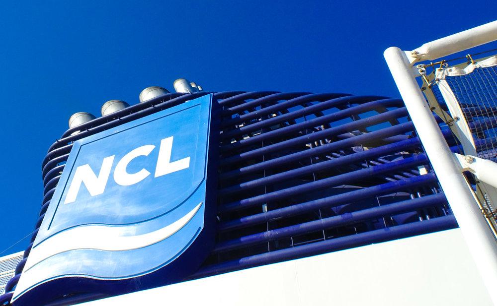 NCL's Gem  Photo: Calvin Wood