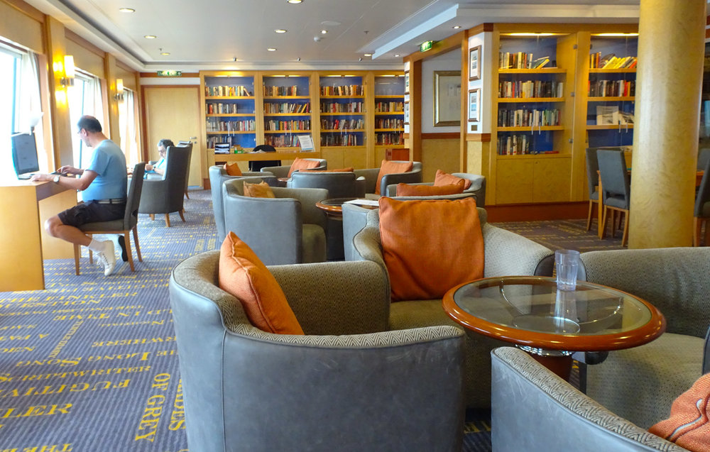 The Library - NCL Gem