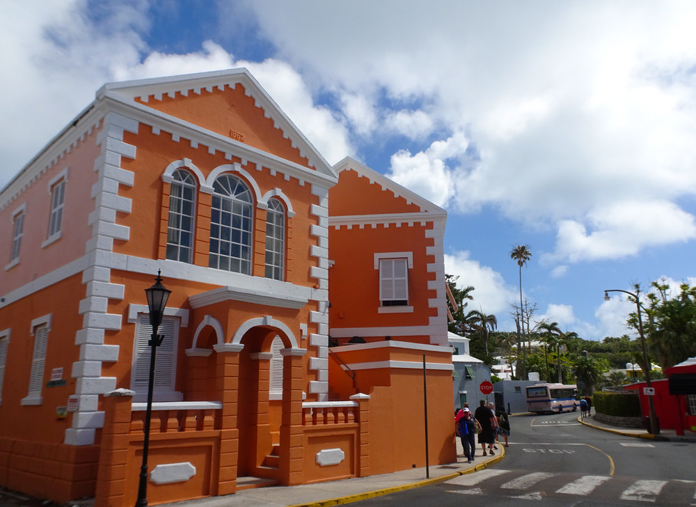 St George, Bermuda  Photo: Calvin Wood