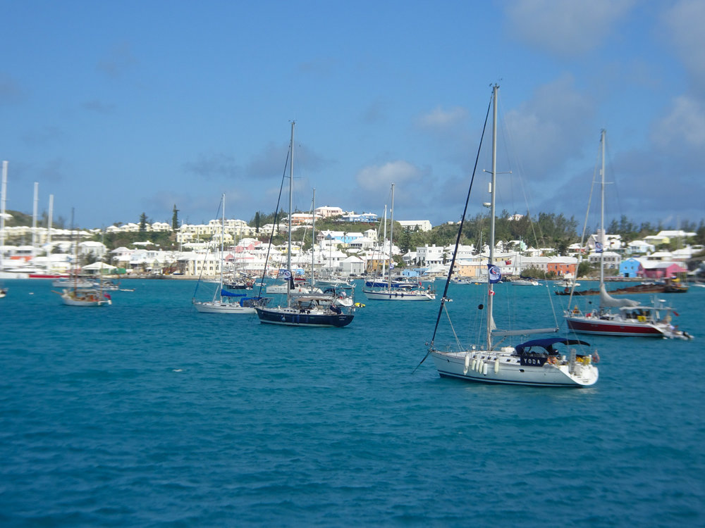 Harbor - St. George, Bermuda   Photo: Calvin Wood
