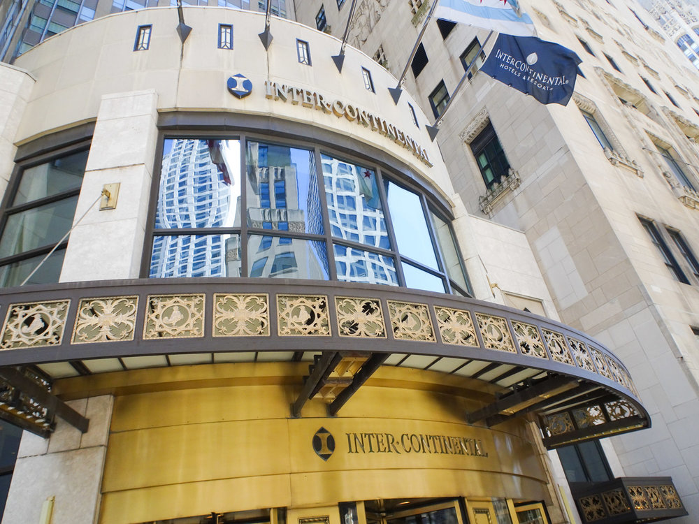 The Intercontinental Chicago - Photo: Calvin Wood