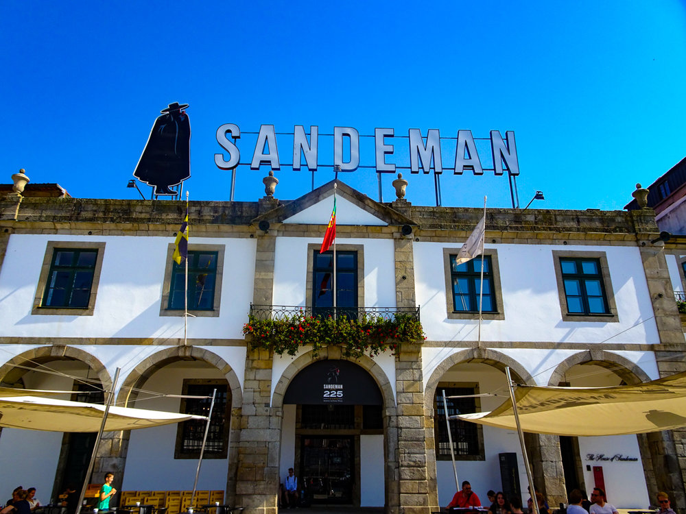 Sandeman Port House - Porto   Photo: Calvin Wood