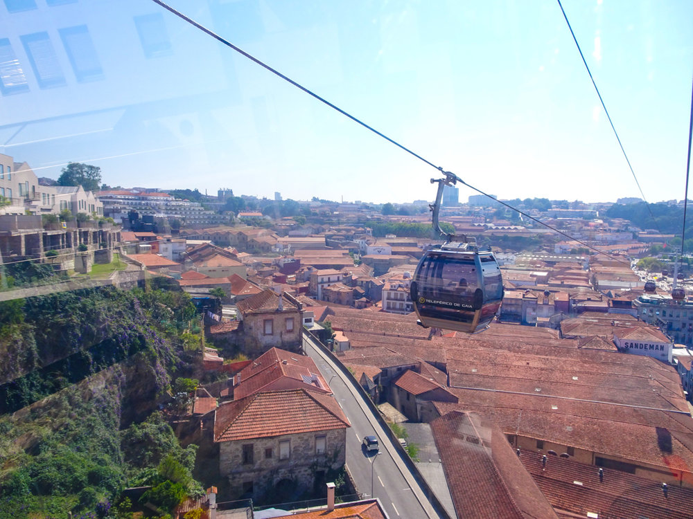 Cable Car - Porto   Photo: Calvin Wood