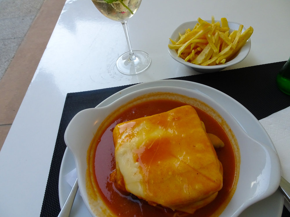 Francesinha = Porto   Photo:  Calvin Wood