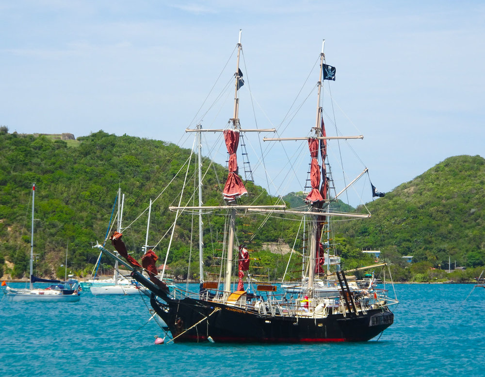 $599 - 11 Night Caribbean Cruise - NCL Gem  - $55/day for a single travelerImage:  St. Thomas Harbor  Photo: Calvin Wood