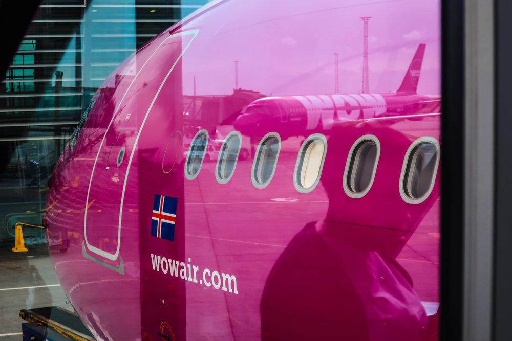 WOW Air - A330  Photo: Calvin Wood