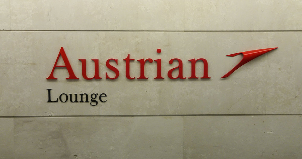 Austrian Airlines Business Lounge   Photo: Calvin Wood