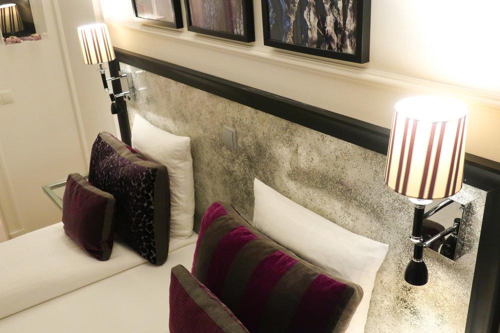 Plenty of Lighting in the Rooms - Absalon Hotel Copenhagen  Photo: Calvin Wood