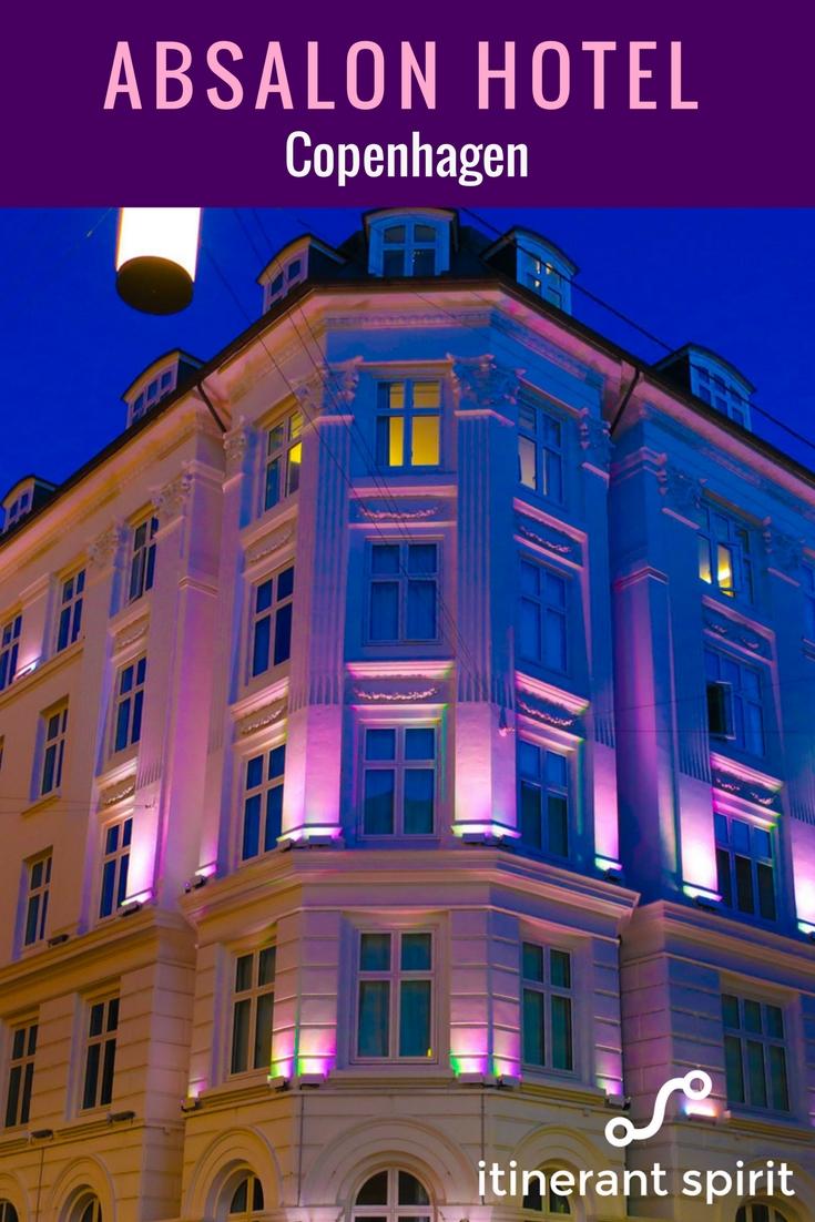 Absalon Hotel Copenhagen - Review - Itinerant Spirit