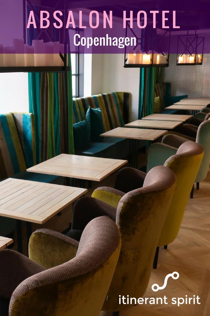 Absalon Hotel Review - Copenhagen - Itinerant Spirit