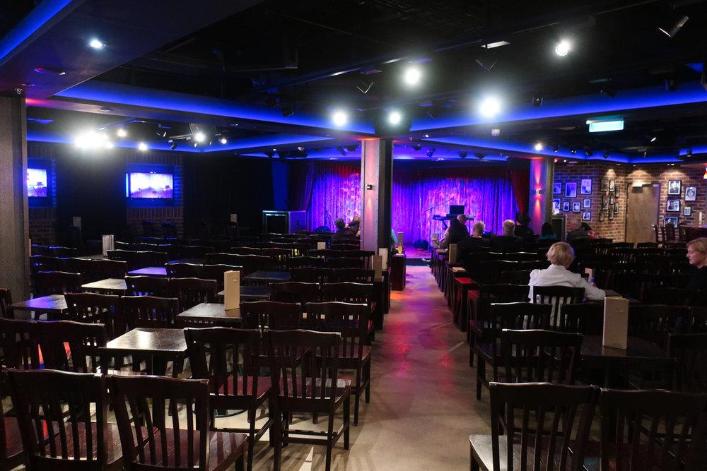 Headliners Comedy Club - NCL Getaway Photo: Calvin Wood