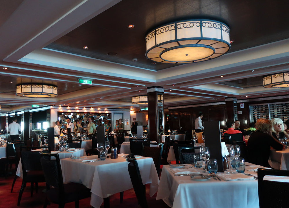 Tropicana Dining Room - NCL Getaway  Photo: Calvin Wood