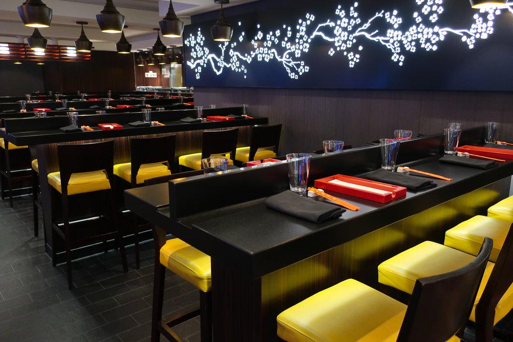 Shanghai's Noodle Bar - NCL Getaway  Photo: Calvin Wood