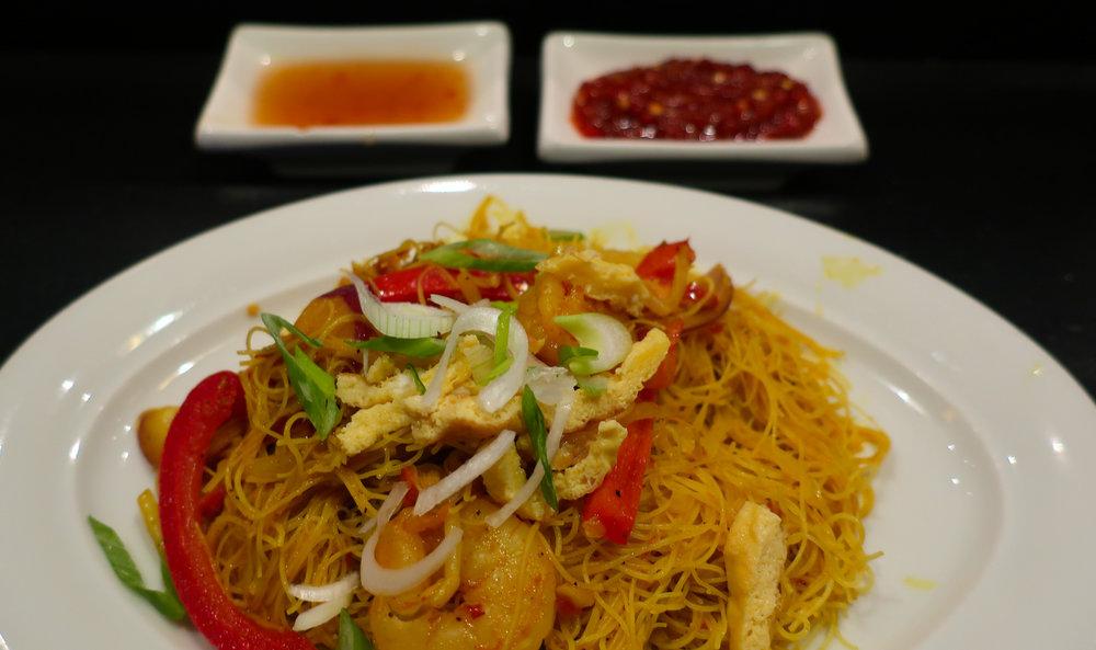 Singapore Noodles - Shanghai's  NCL - Getaway Photo: Calvin WOod