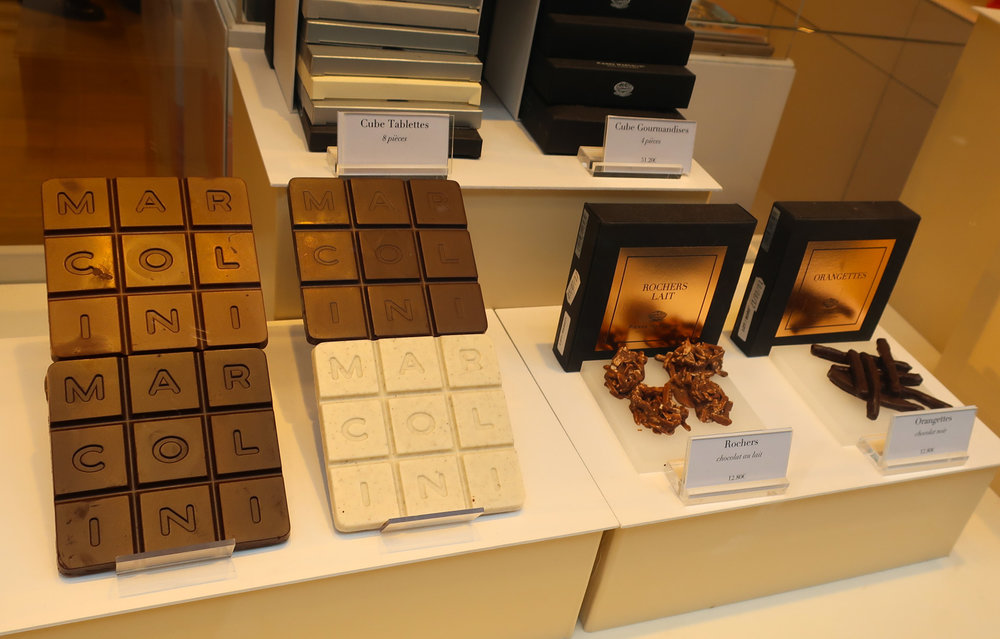 Belgian Chocolate - Brussels  Photo: Calvin Wood