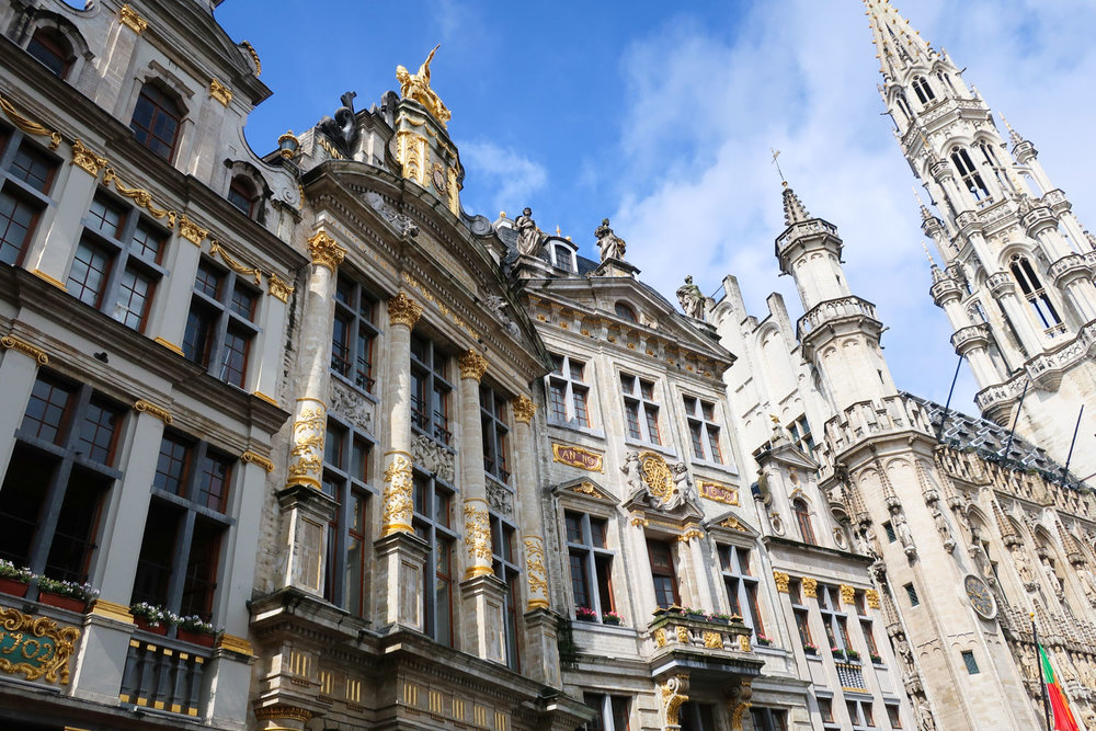 The Grand Place - Brussels   Photo: Calvin Wood