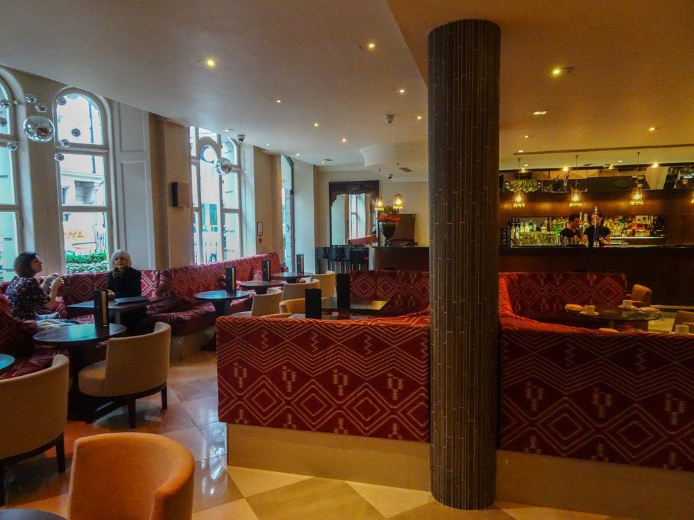 Dining Room - Radisson Blu Kenilworth Hotel  Photo: Calvin Wood