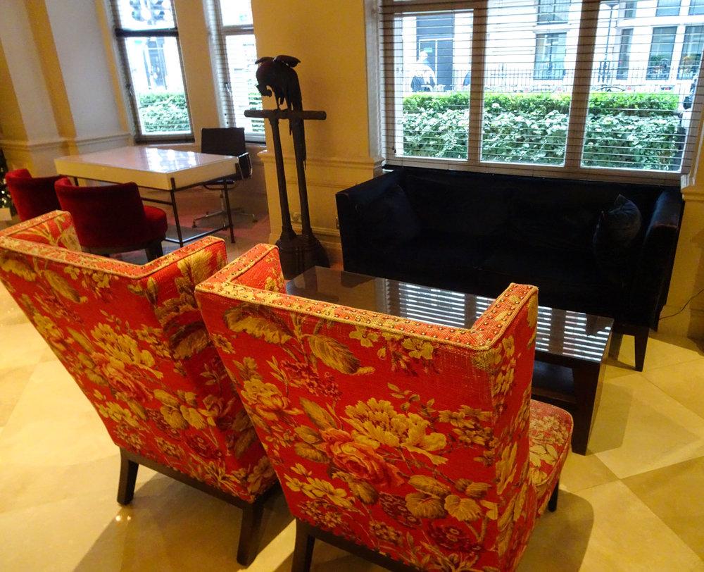 Lobby - Radisson Blu Kenilworth Hotel  Photo: Calvin Wood