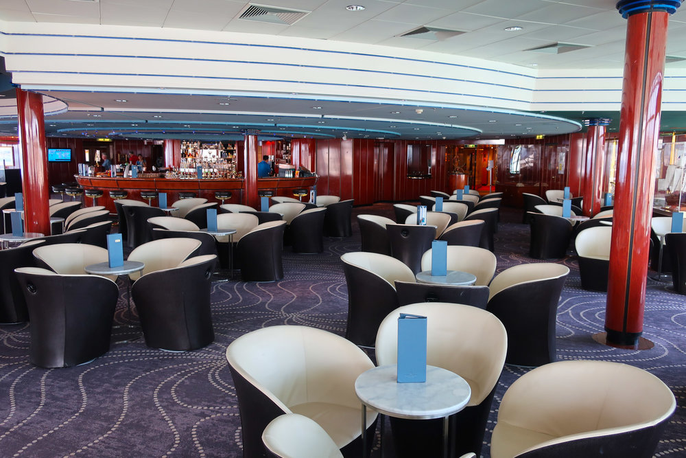 Galaxy of the Stars Bar  - NCL Spirit   Photo: Calvin Wood