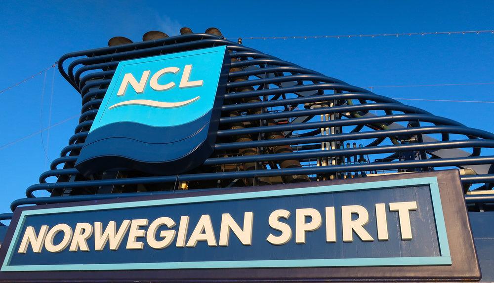 NCL Spirit  Photo: Calvin Wood