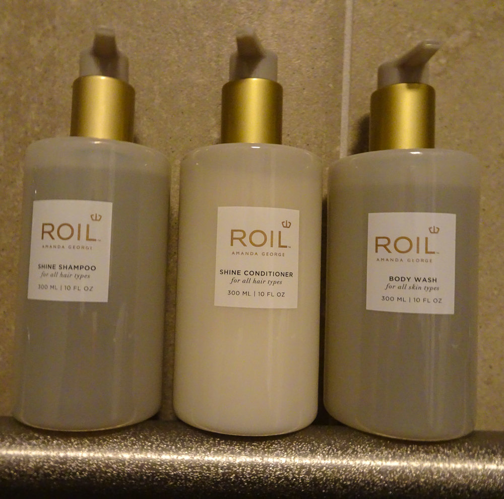 Roil Toiletries - Hotel Zeppelin - San Francisco   Photo: Calvin Wood
