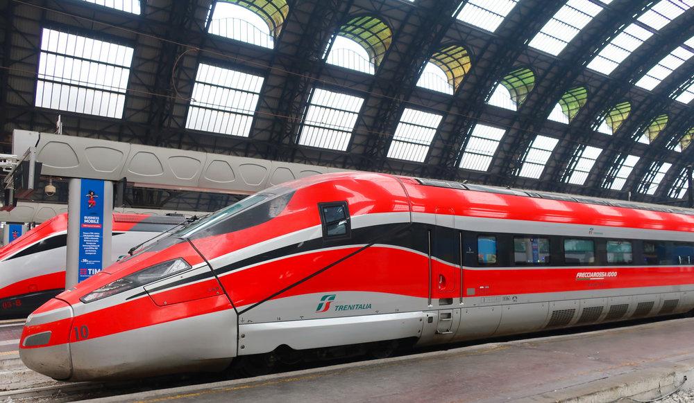 Frecciarossa 1000 Business Class Review Milan To Rome
