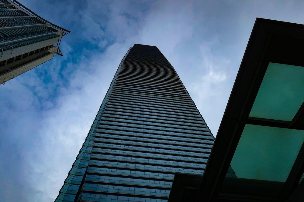 Ritz Carlton Hotel - Hong Kong Photo: Calvin Wood