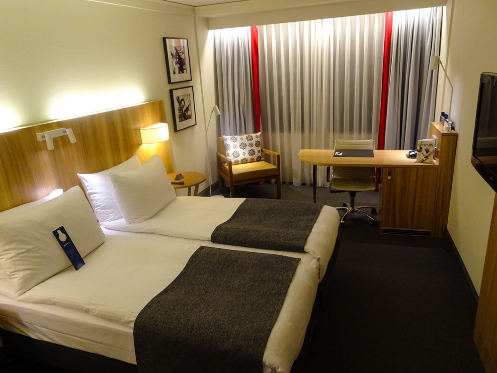 Room - Radisson Blu Waterfront Stockholm - Photo: Calvin Wood