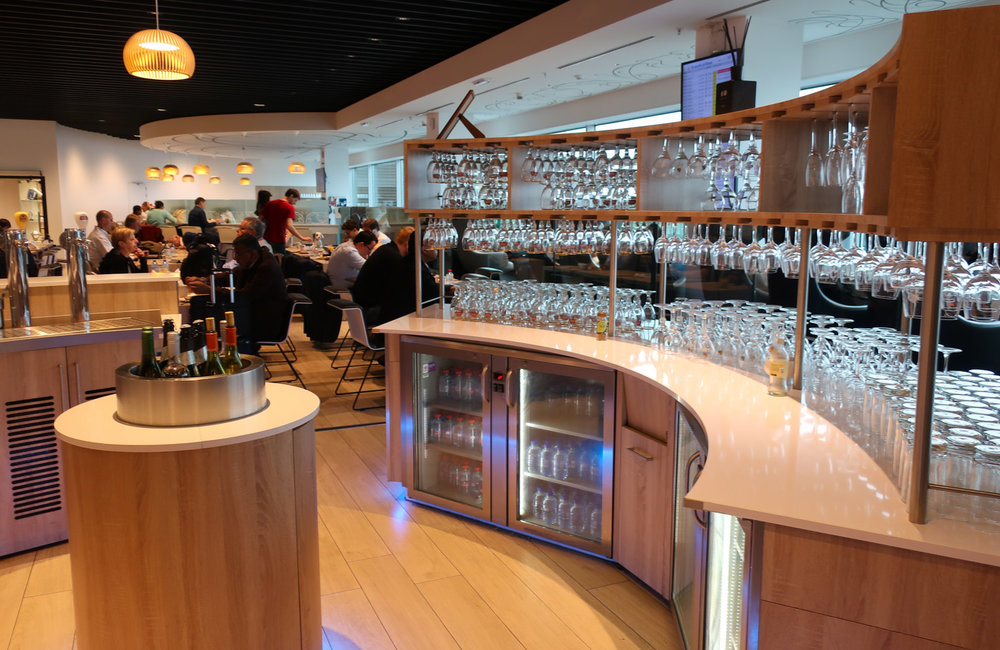 Beer, Wine and Spirits - The Loft Lounge - Brussels - Photo: Calvin Wood