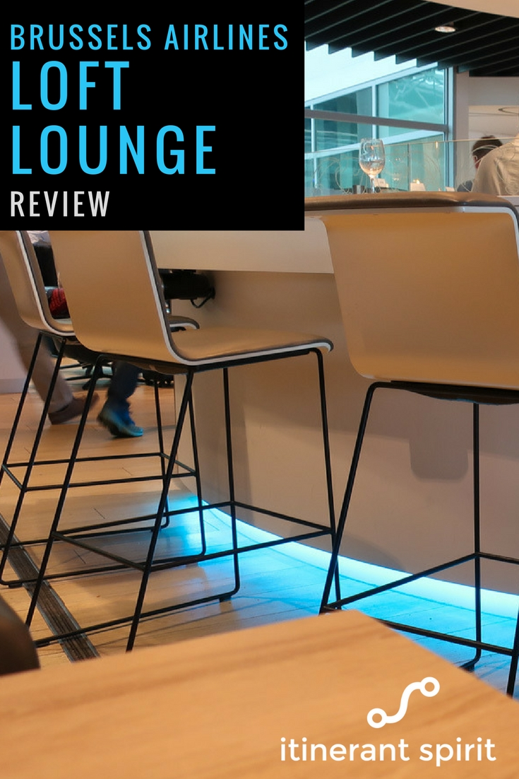 The Loft Lounge - Brussels - Review - Itinerant Spirit Blog