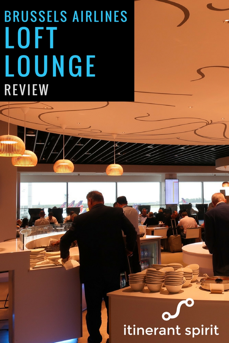 The Loft Lounge - Brussels Review - Itinerant Spirit Blog