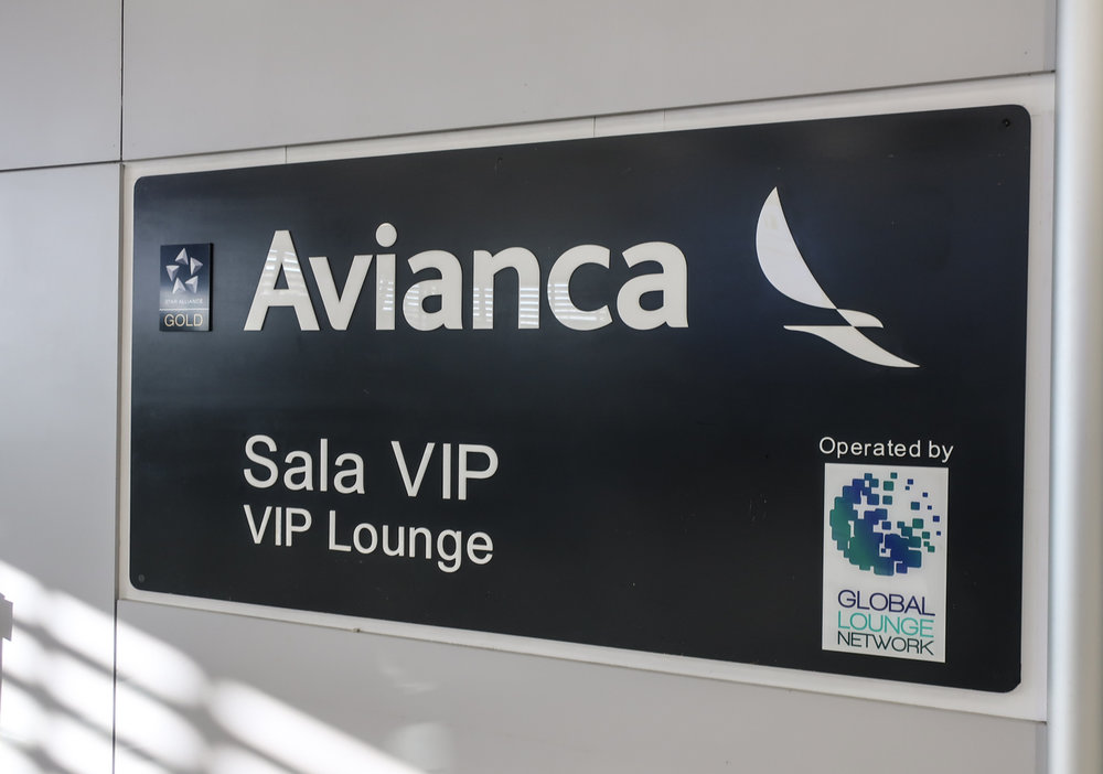 Avianca Sala VIP Business Class Lounge - Mexico City  Photo: Calvin Wood